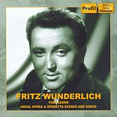 WUNDERLICH, Fritz: Legend (The) - Arias, Opera and Operetta Scenes and Songs by Fritz Wunderlich