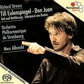 STRAUSS, R.: Till Eulenspiegel / Don Juan / Tod und Verklarung / Intermezzo: Traumerei am Kamin by Marc Albrecht