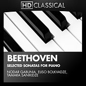Ludwig van Beethoven: Selected Sonatas for Piano by Various Artists