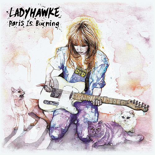 Paris Is Burning EP by Ladyhawke