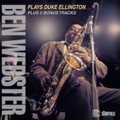 Plays Duke Ellington von Ben Webster