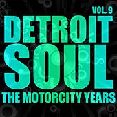 Detroit Soul, The Motown Years Volume 9 by Various Artists