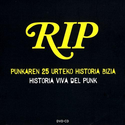 Historia viva del punk by R.I.P.