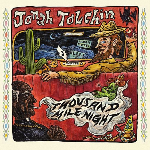 Thousand Mile Night by Jonah Tolchin
