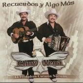 Recuerdos y Algo Mas by Chuy Vega