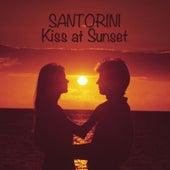 Santorini Kiss at Sunset by Various Artists