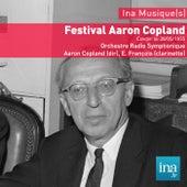 Festival Aaron Copland, Concert du 28/05/1955, Orchestre Radio Symphonique, Aaron Copland (dir), E. François (clarinette) von Various Artists