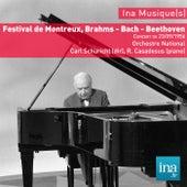 Festival de Montreux, Brahms - Bach - Beethoven, Concert du 23/09/1956, Orchestre National, Carl Schuricht (dir), R. Casadesus (piano) by Various Artists