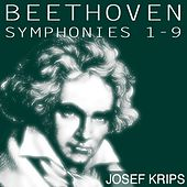 Beethoven: Symphonies Nos. 1 - 9 (Krips Edition) von Various Artists