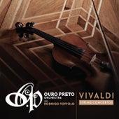 Vivaldi: String Concertos by Orquestra Ouro Preto