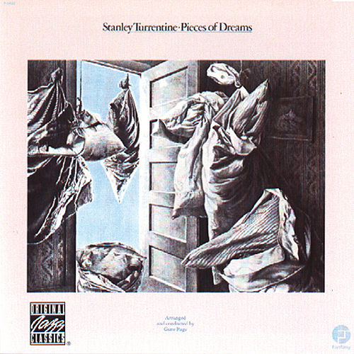 Pieces Of Dreams by Stanley Turrentine
