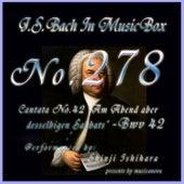 Cantata No. 42, ''Am Abend aber desselbigen Sabbats'' - BWV 42 by Shinji Ishihara
