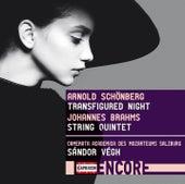 Brahms: String Quintet, Op. 111 - Schoenberg: Verklärte Nacht, Op. 4 by Camerata Salzburg