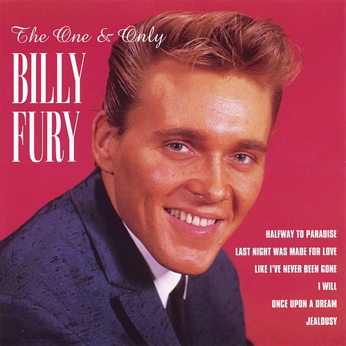 The One and Only by Billy Fury