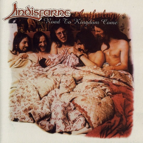 Anthology: Road to Kingdome Come by Lindisfarne