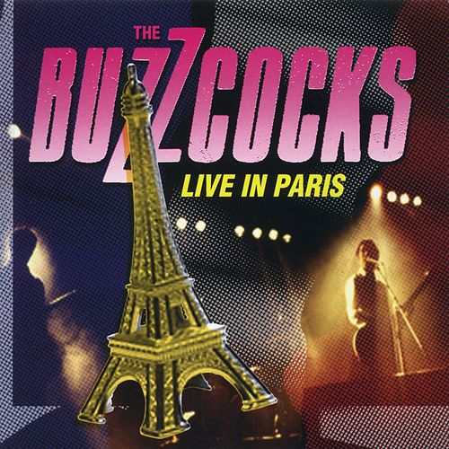 Live In Paris by Buzzcocks