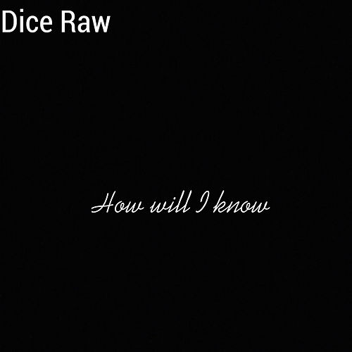 How Will I Know by Dice Raw