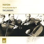 Haydn: String Quartets Op.71 by The Lindsays