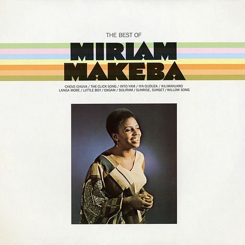The Best Of by Miriam Makeba