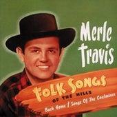 Folk Songs of the Hills by Merle Travis