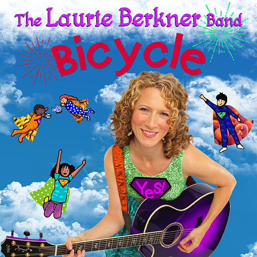 Bicycle by The Laurie Berkner Band