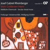 RHEINBERGER, J.: Vom goldenen Horn / Liebesgarten / Im Sturm und Frieden by Chia Chou