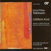 TELEMANN, G.: Gottlichs Kind, lass mit / In deinem Wort / Lauter Wonne, lauter Freude (Music for Advent and Christmas) (Ensemble 94) by Various Artists