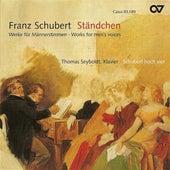 SCHUBERT, F.: Choral Music (Schubert Hoch Vier Mannerquartett) by Various Artists