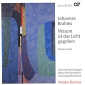 BRAHMS, J.: Choral Music (Stuttgart Chamber Choir, Bernius) by Various Artists