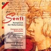 SENFL: Missa super Nisi Dominus / Omnes gentes plaudite / Veni Sancte Spiritus / Nisi Dominus aedificavent (Ensemble Officium, Rombach) by Wilfried Rombach