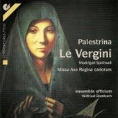 PALESTRINA, G.P.: Vergini (Le) / Ave Regina coelorum / Missa Ave Regina coelorum (Officium Ensemble, Rombach) by Wilfried Rombach