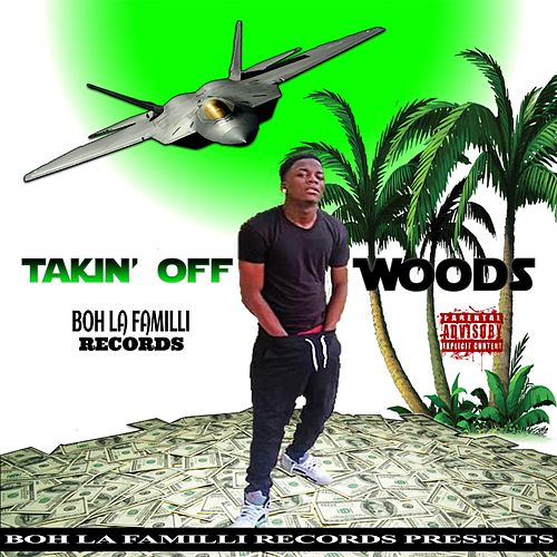 Takin' Off by Woods