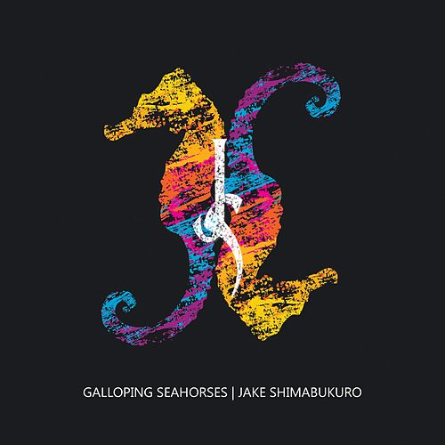 Galloping Seashorses von Jake Shimabukuro