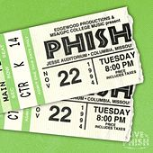PHISH: 11/22/94 Jesse Auditorium- University of Missouri, Columbia, MO (Live) by Phish