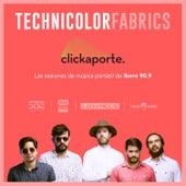 Sesiones Clickaporte de Ibero 90.9 by Technicolor Fabrics