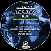 World Heroes EP by Various Artists
