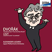 Dvorak: Symphony No. 9 ''From the New World'', Liszt: Symphonic Poem Les Preludes S. 97 by Japan Philharmonic Orchestra