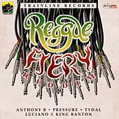 Reggae Fiery Riddim - EP by Various Artists