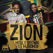 Zion (feat. Ras Muhamad) - Single by Marla Brown