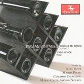 Italian Vintages by Nicolas del Grazia