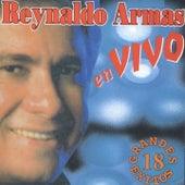 18 Grandes Éxitos (En Vivo) by Reynaldo Armas