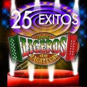 25 Exitos by Los Ligeros De Zacatecas
