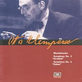 Klemperer Conduct Mendelssohn by Vienna Symphony Orchestra