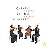 Bartók by Heart by The Chiara String Quartet