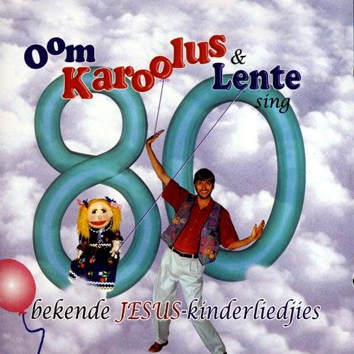 Sing bekende Jesus-kinderliedjies by Oom Karoolus