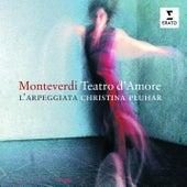 Monteverdi: Teatro d'amore von Various Artists