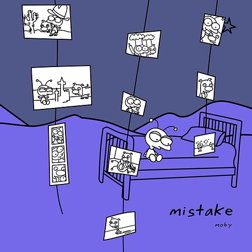 Mistake (Remixes) by Moby