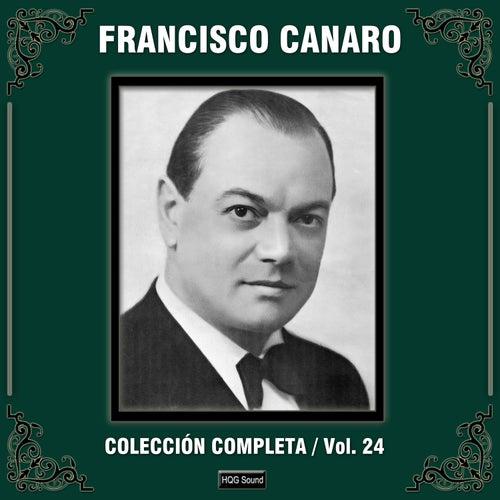 Colección Completa, Vol. 24 by Francisco Canaro