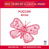 Puccini: Arias by Various Artists
