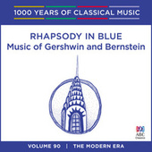 Rhapsody In Blue: Music Of Gershwin And Bernstein by Various Artists